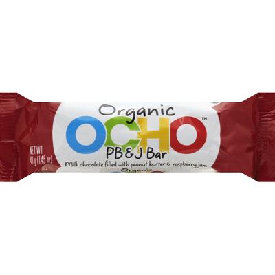 Ocho Bar, Organic, PB&J