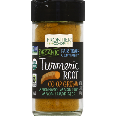Frontier Organic Ground Turmeric Root