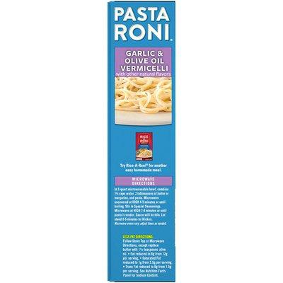Pasta Roni Garlic & Olive Oil Vermicelli