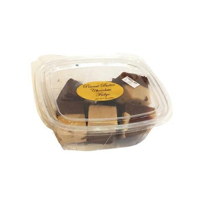 Brother's Marketplace Fresh Fudge - Peanut Butter Chocolate