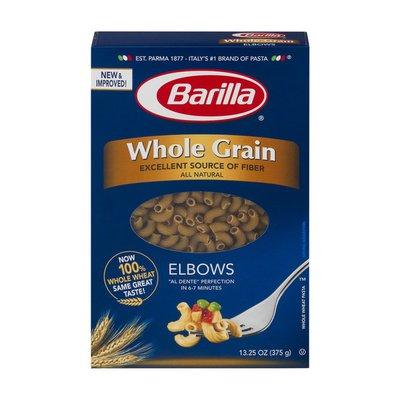 Barilla Whole Grain Elbows