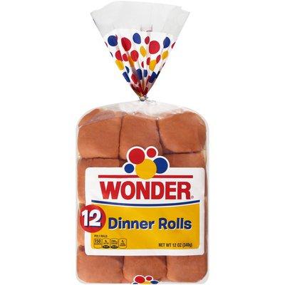Wonder Bread Dinner Rolls