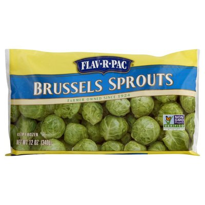 Flav R Pac Brussels Sprouts