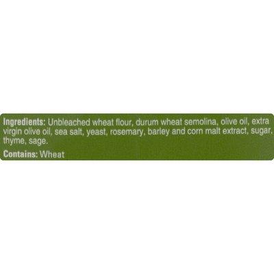 Asturi Bruschettini, Rosemary & Olive Oil