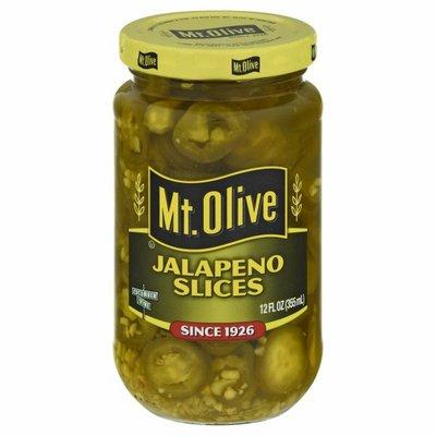 Mt. Olive Fresh Pack Jalapeno Slices