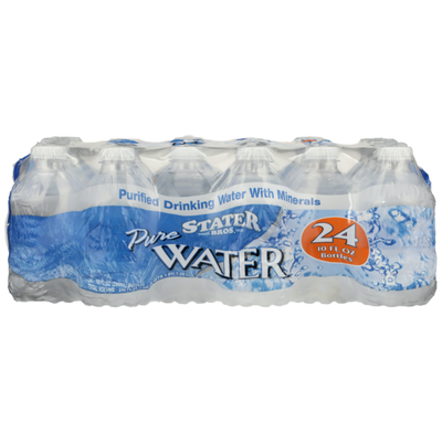 Stater Bros. Markets Purified Drinking Water With Minerals