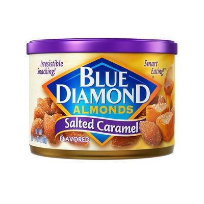Blue Diamond Salted Caramel