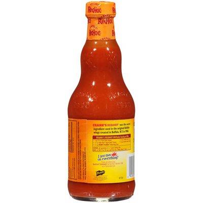 Frank's RedHot®  Buffalo Wings Hot Sauce