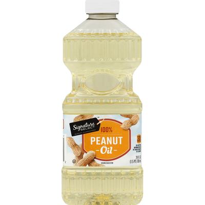 Signature Kitchens Peanut Oil, 100%