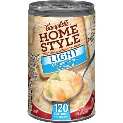 Campbell's® Light Chicken Corn Chowder