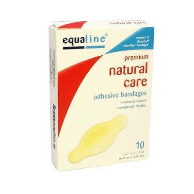 Equaline Premium Natural Care Adhesive Bandages