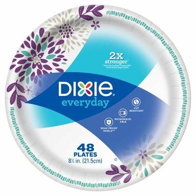 Dixie Plates, 8.5 Inch