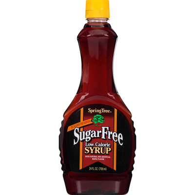 Spring Tree Sugar Free Low Calorie Syrup