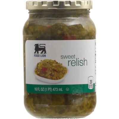 Food Lion Sweet Relish