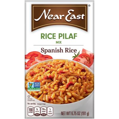 Near East Rice Pilaf Spanish Rice