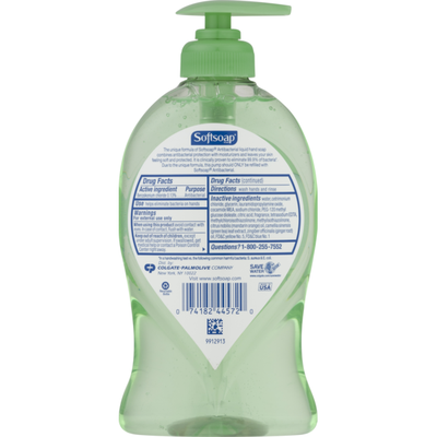 Softsoap Hand Soap, with Moisturizers, Fresh Citrus, Antibacterial