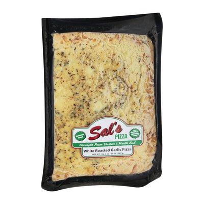 Sal's White Roasted Garlic Pizza