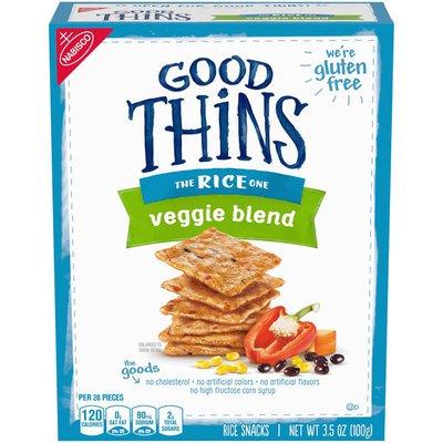 RITZ Veggie Blend Rice Snacks
