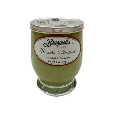 Braswell's Select All Natural Wasabi Mustard