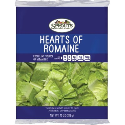 Sprouts Hearts Of Romaine