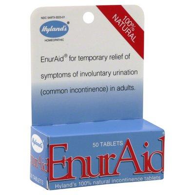 Hyland's EnurAid, Tablets
