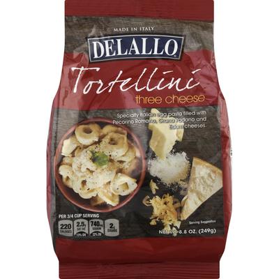DeLallo Tortellini, Three Cheese