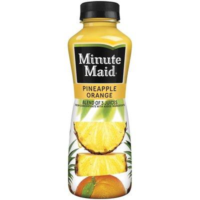 Minute Maid 100% Juice, Pineapple Orange
