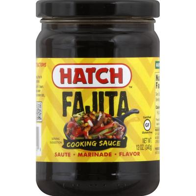 HATCH Cooking Sauce, Fajita