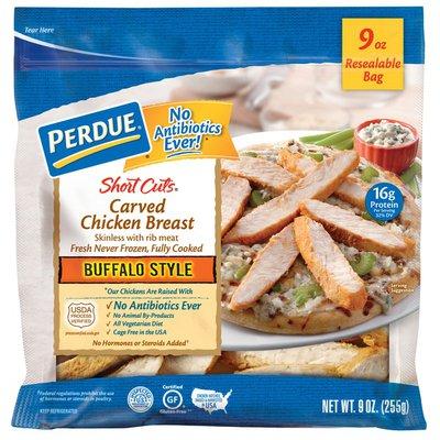 Perdue Carved Chicken Breast Buffalo Seasoned