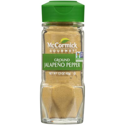 McCormick Gourmet™ Ground Jalapeno Pepper