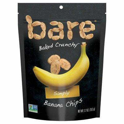 Bare Banana Simply Banana Chips