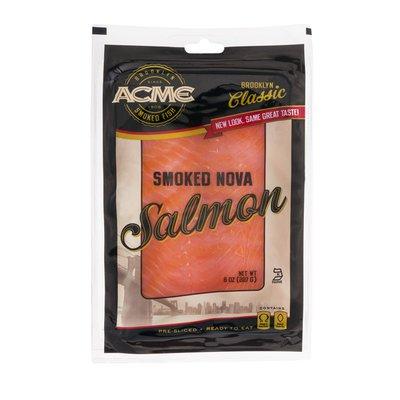 Acme Salmon, Smoked Nova