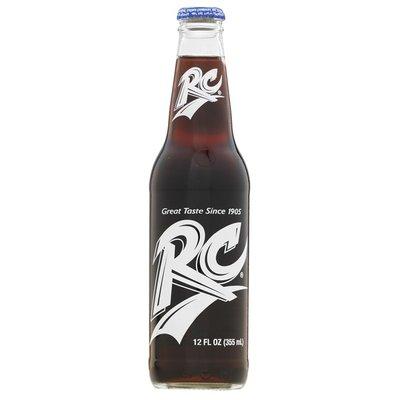 RC Cola Soda-Made with Sugar