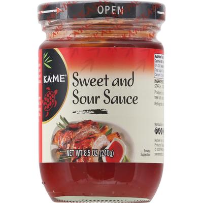 Ka-Me Sauce, Sweet and Sour