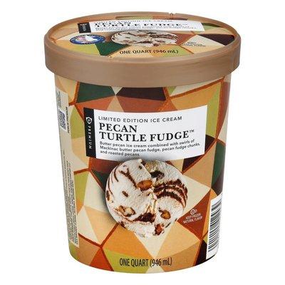 Publix Premium Ice Cream, Pecan Turtle Fudge