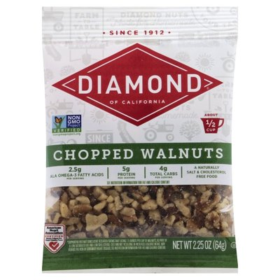 Diamond Walnuts, Chopped