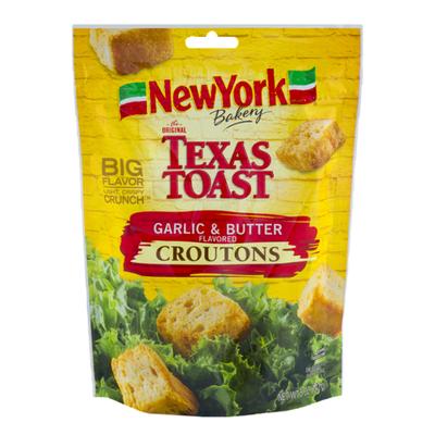 New York Bakery Garlic & Butter Croutons