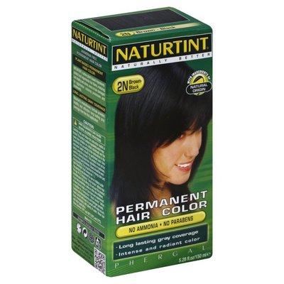 Naturtint Permanent Hair Color, Brown-Black 2N