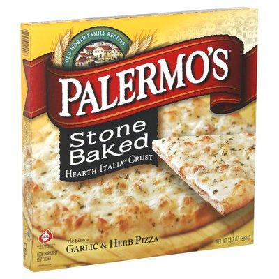 Palermo's Pizza, Hearth Italia Crust, The Bianca, Garlic & Herb