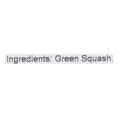 SB Noodles, Green Squash