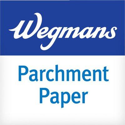 Wegmans Parchment Paper, 45 Square Feet