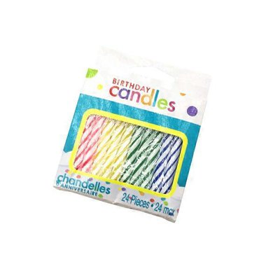 American Greetings Birthday Candles, 2.36 Inch