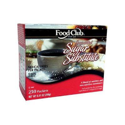 Food Club Granulated Sugar Substitute