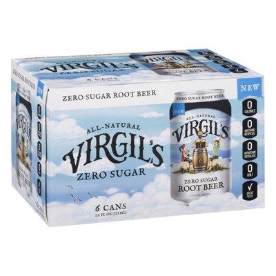 Virgil's Root Beer, Zero Sugar