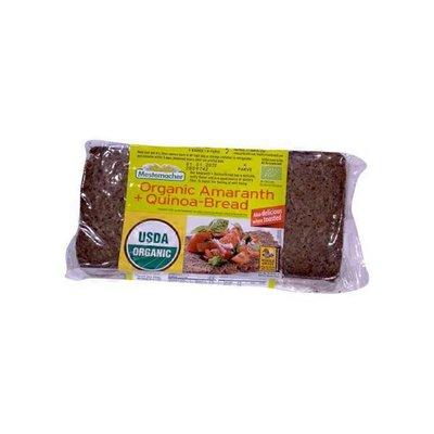 Mestemacher Organic Amaranth + Quinoa-Bread