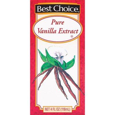Best Choice Pure Vanilla Extract