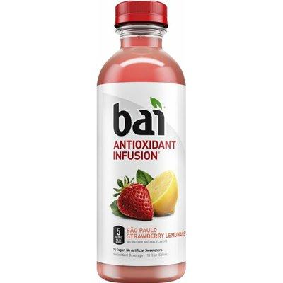 Bai Antioxidant Infusion Sao Paulo Strawberry Lemonade