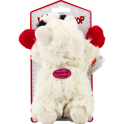 Multipet Dog Toy, Lamb Chop-Small