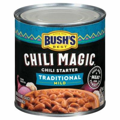 Bush's Best Bush's Classic Homestyle Chili Magic Chili Starter