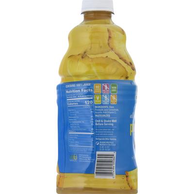 Libby's 100% Juice, Pineapple